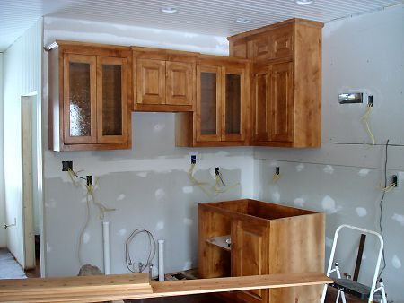 Custom Renovations & Finished Kitchen and Pantry, Homer, NY
