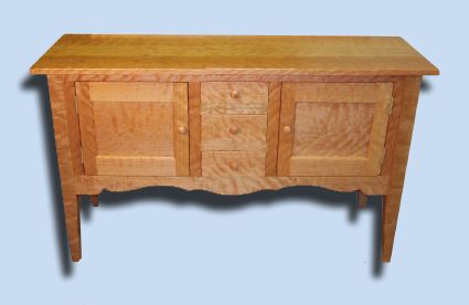 Handmade Custom Buffets & Servers