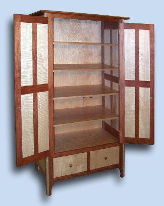 Handmade Custom Cupboards