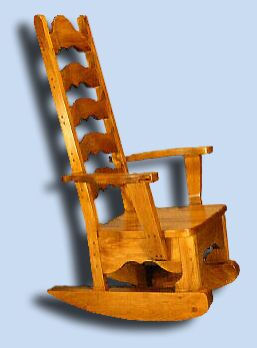 Handmade Custom Rocking Chairs