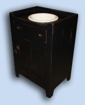 Handmade Custom Washstands & Dry Sinks