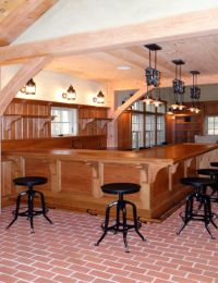 Custom Built Home Bars