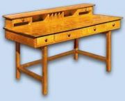 Shaker Professors Maple Desk