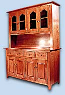 Shaker Colonial Hutch